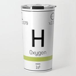 Oxygen - chemical element Travel Mug