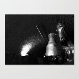 Bronze Horse Canvas Print