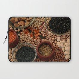 Dried legumes. Laptop Sleeve