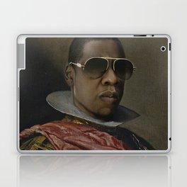 Portrait of Jay Z in Armor Laptop & iPad Skin