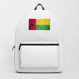 Guinea-Bissau Flag design   Guinea-Bissauan design Backpack