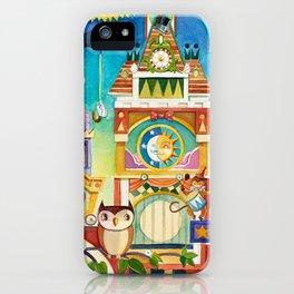 Magic Station  iPhone Case