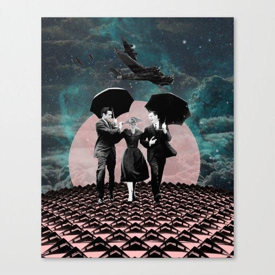 Search & Destroy Canvas Print