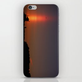 Sunset Torch iPhone Skin