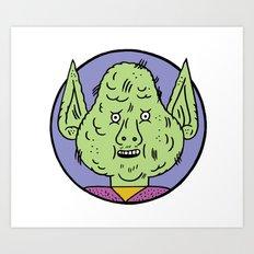 goblin Art Print