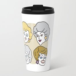 Thank You for Being a Friend (Golden Girls) Travel Mug