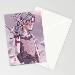 Nightelf Stationery Cards