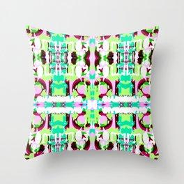 Mozaika4 Throw Pillow