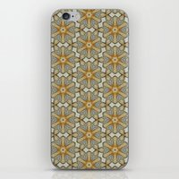 yellow pattern iPhone & iPod Skins featuring yellow by HeidiVaught