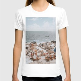 capri, italy T-shirt