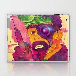 Dr. FraCryStein Laptop & iPad Skin