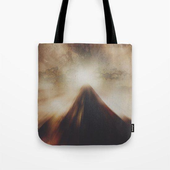 The mountains we climb Tote Bag