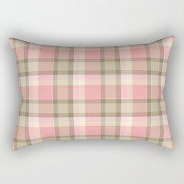Plaid 3a Rectangular Pillow
