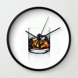 Rye Rocks Wall Clock
