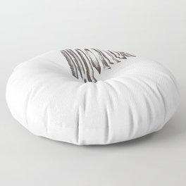 Bacon Coven Floor Pillow