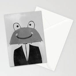 happy man Stationery Cards
