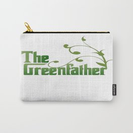 The Greenfather An Earthday Parody Carry-All Pouch