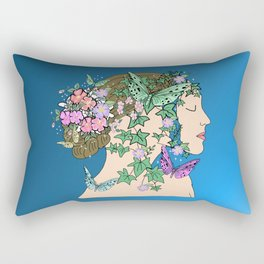 Allegory of Spring 3 Rectangular Pillow