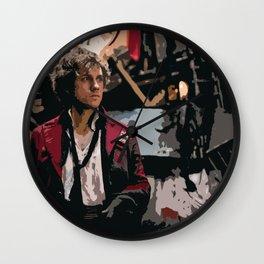 Enjolras 2 Wall Clock