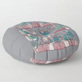 The X Games Floor Pillow