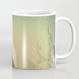 The Lonely Mermaid Coffee Mug