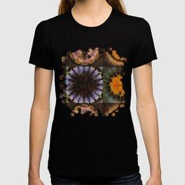 Lirellate Composition Flower  ID:16165-040917-91120 T-shirt