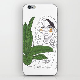 Green Time in the Meantime - 3 iPhone Skin