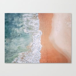 Sea Tide Canvas Print