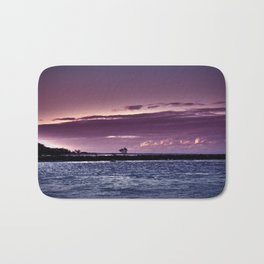 Purple Horizon Bath Mat