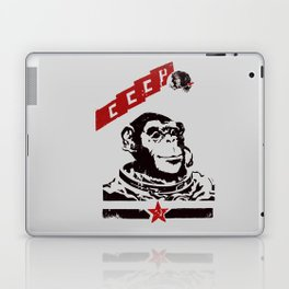 Soviet Space Monkey Laptop & iPad Skin