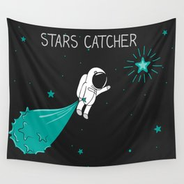 Stars Catcher Wall Tapestry