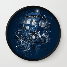 Breaking the Time Wall Clock
