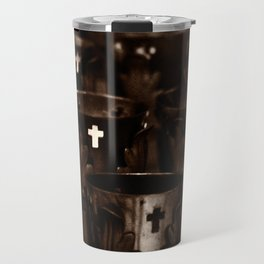 The Offering - Cathedral Basilica of St. Francis of Assisi Travel Mug