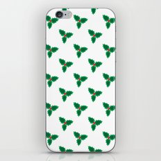 Mistletoe iPhone & iPod Skin