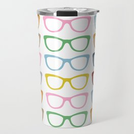 Glasses #4 Travel Mug