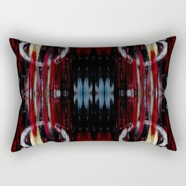 Fading Doubled Rectangular Pillow
