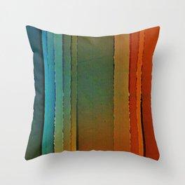 Desert Sky Throw Pillow