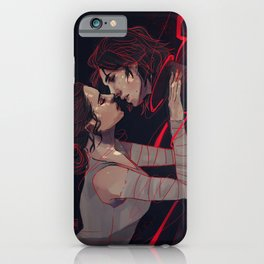 Force Bonded II iPhone Case