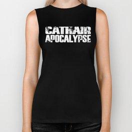 Cathair Apocalypse LOGO Biker Tank
