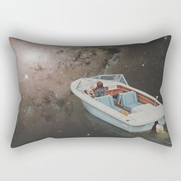 Sunday Outing Rectangular Pillow