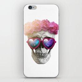 "Mortem in Gloria ""Yazz"" iPhone Skin"
