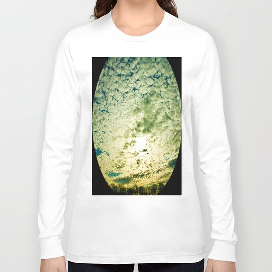 Space Telescope  Long Sleeve T-shirt