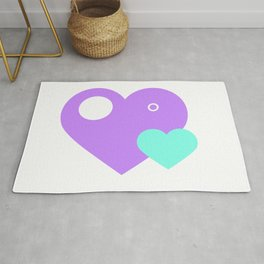 Hsiao House Heart Rug