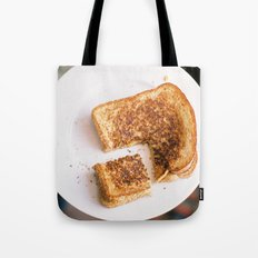 grilled love Tote Bag