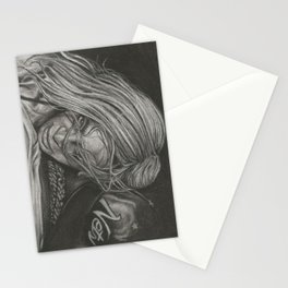 Mrs. Carter One  Stationery Cards
