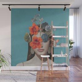 Hidden Beauty 3 Wall Mural