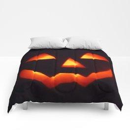 Happy Pumpkin Comforters