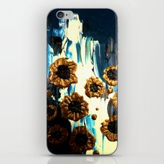 Blooming by the Glacier iPhone & iPod Skin