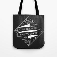 daydreamer nighthinker Tote Bag