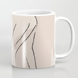 Nude 2 Coffee Mug
